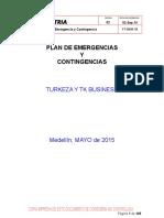 Plan de Emergencias EN UNA OBRA DE CONSTRUCCION