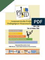 Anais PIBID Caderno de Resumo 2015