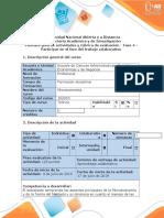 Guía de Actividades y Rúbrica de Evaluación - Fase 4 – Participar en El Foro Del Trabajo Colaborativo (1) (3) (1)