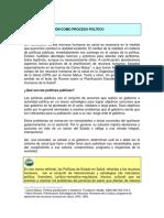 u2-Planificacion Como Proceso Politico