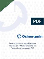 Almacenamiento DT Inspeccion Mantenimiento PE GLP