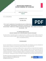 Acuerdo 004 de 2019