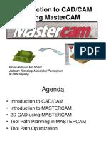 mastercam basic