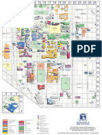 Parkville Campus Map