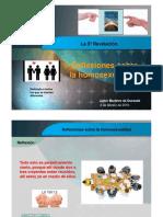 Presentacion Reflexiones Sobre La Homoxesualidad Ver 3.6