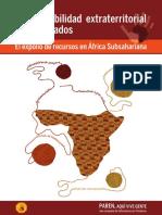 El expolio de recursos en África Subsahariana
