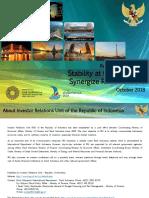 Republic of Indonesia Presentation Book - October 2018
