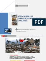 Desastres Peru