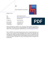 Disolucion de Malaquita Con Acido Sulfurico