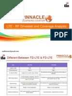 13.LTE - Drivetest & Coverage Analysis