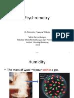 11-Psychrometry