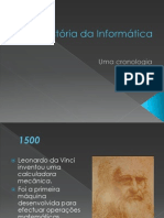 Uma breve História da Informática até 1947