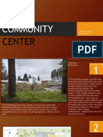 Community Center Presentation 1