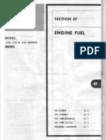 J13, J15, J16 Engines EF