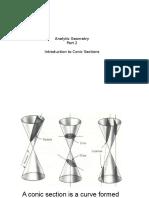 14 Analytic Geometry (conics).ppt