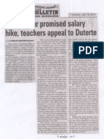 Manila Bulletin, July 18, 2919, Act on your promised salary hike teachers appeal to Duterte.pdf