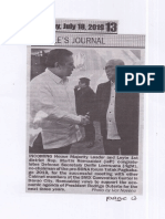Peoples Journal, July 18, 2019 Incoming House Maj. Leader and Leyte 1st dist. Rep. Martin Romualdez.pdf