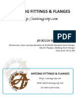 Dimensions, Sizes and Specification of JIS B2220 Standard Steel Flanges.pdf