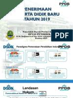 Ppdb Media Sosialisasi Ppdb 2019 Ok
