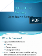 Open Hearth Furnace