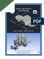Modul AutoCAD D III 2019 Alfred N. Mekel