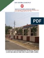 Railway coach factory , bhopal