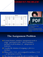 Dr. Dileep Assignment
