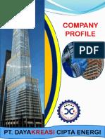 Company Profile DkCE (English)