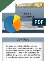 Tema 8- Control