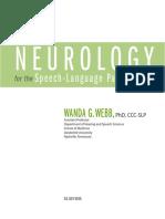 Libro- Neurology for the Speech-Language Pathologist-Mosby (Wanda Webb-2016).pdf
