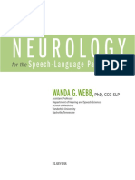 Libro- Neurology for the Speech-Language Pathologist-Mosby (Wanda Webb-2016).pdf