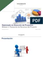 Diplomado en dirección de proyectos
