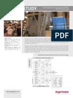 Kiln Exhaust in Cement Plant En
