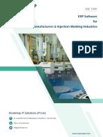 Case Study_Plastics Manufacturers & Injection Molding