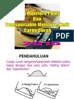 Materi Pelatihan FMP dan TML Cargo Curah