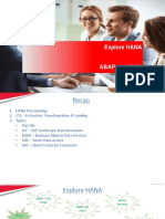 1. ABAP on HANA - Introduction