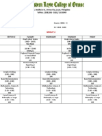 SCHED (Lably)