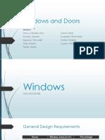 Windows and Doors.pptx