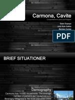Carmona Cavite CLUP