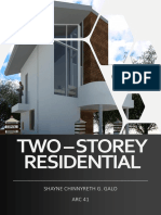 Two - Storey Residential