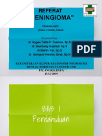 Ppt Meningioma