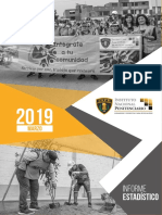 Informe Estadistico Inpe Marzo 2019