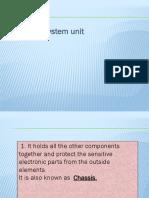 System Units Quiz