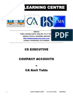 Download CS Executive Company Accounts Theory Notes.pdf