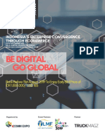 e2eCommerce Indonesia 2019 Conference Brochure