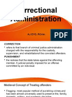 Correctional Administration REVIEW2019