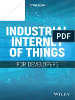 GE Industrial Internet of Things for Developers