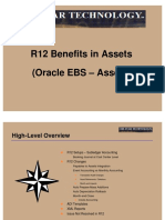 R12 Benefits in Assets