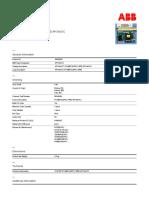 64605666 Apow 01c Power Supply Brd Apow 01c