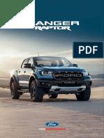 Ford Ranger Raptor EBro June19